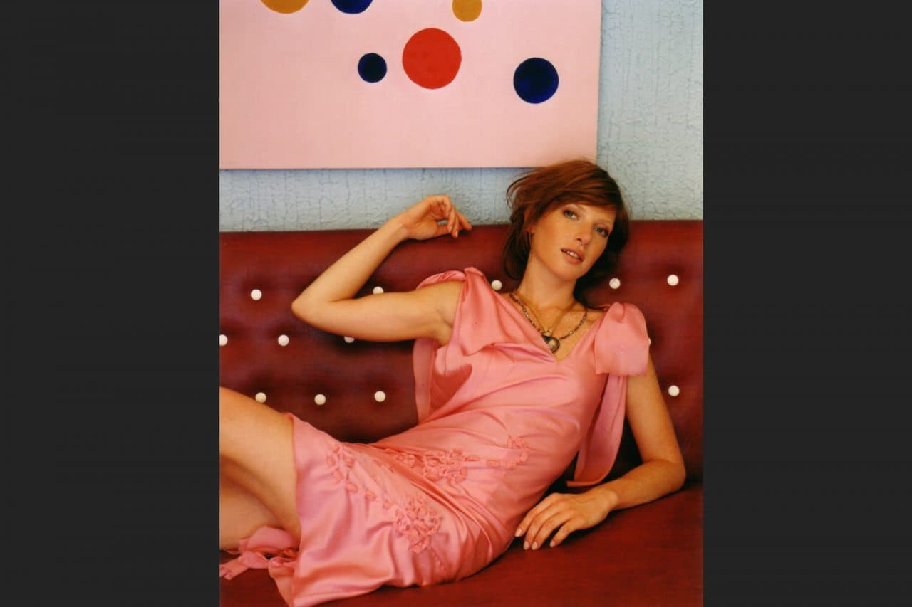 Marie Claire Romântica 2008 Produção de Moda: Tamie