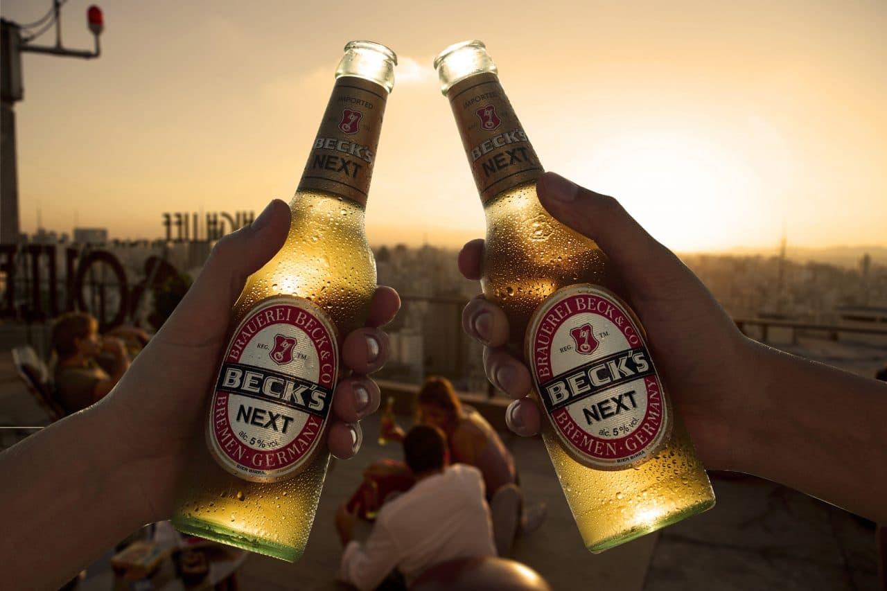 Beck's Beer 2008