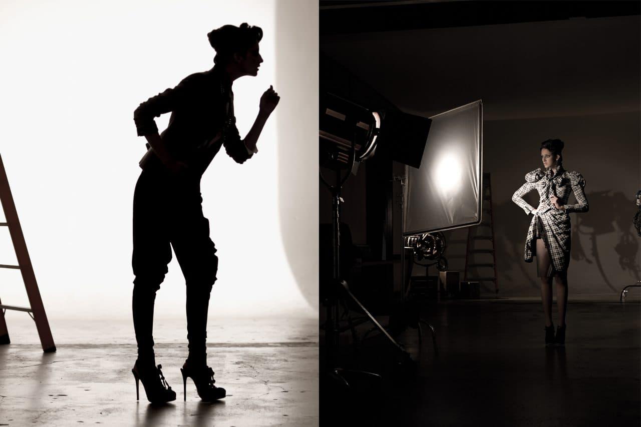 Revista V Divas do Cinema 2010 Producão de Moda Cintia Kiste e Betina Bernaler  Edicão Claudia Berkhout